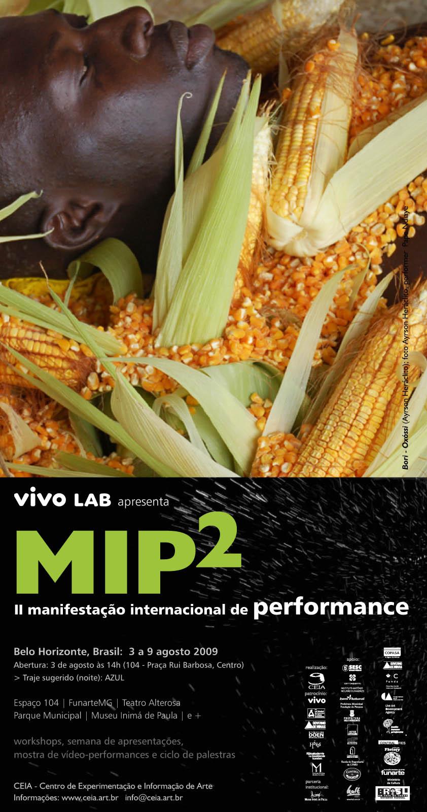 MIP - Movimentação Internacional de Perfoirmance