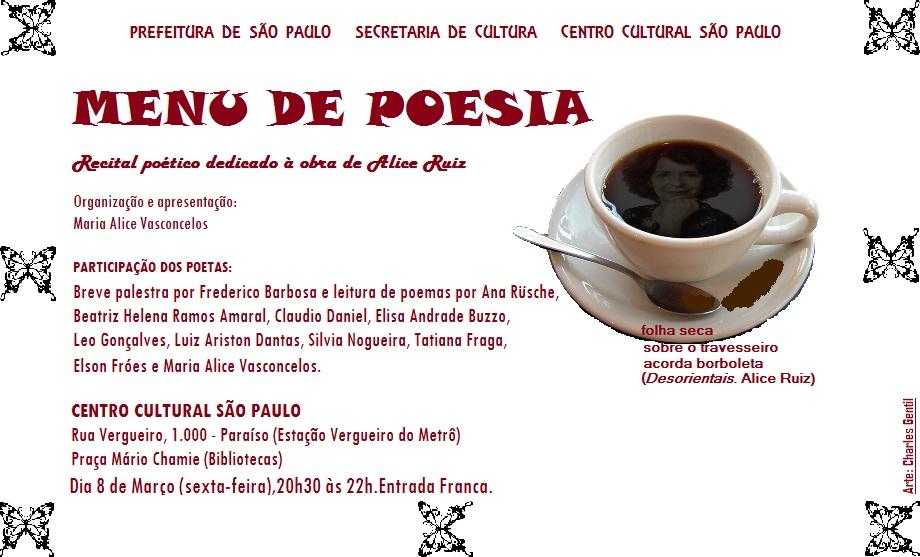 Convite Recital Menu de Poesia- 08.03.2013-CCSP