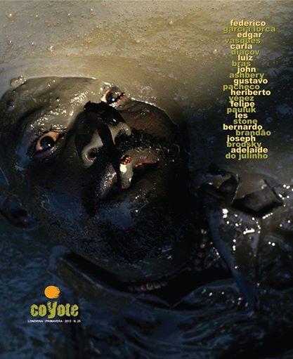 Revista Coyote nº 25 - Londrina - Primavera - 2013